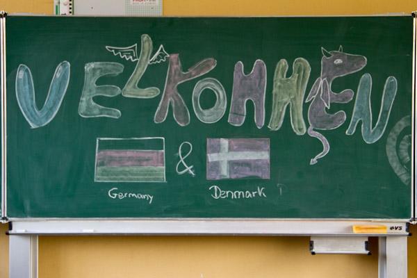 Dänisch-Deutscher Schüleraustausch