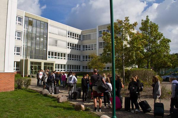 VELKOMMEN Schüleraustausch mit Dänemark